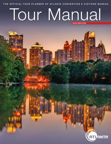 Tour Manual | 2019 EDITION by Atlanta CVB - issuu