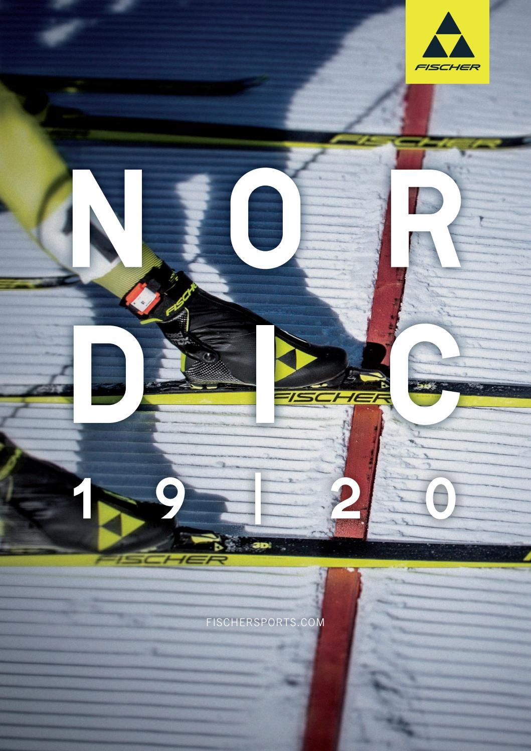 Fischer Catalog 19 20 Nordic by Skinørd issuu