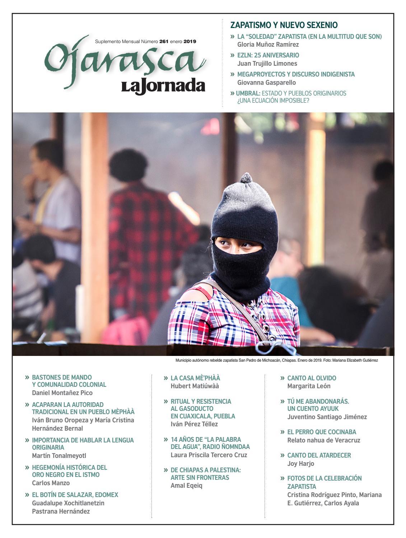 Ojarasca by La Jornada  DEMOS Desarrollo de Medios SA de CV - issuu a7005e351df