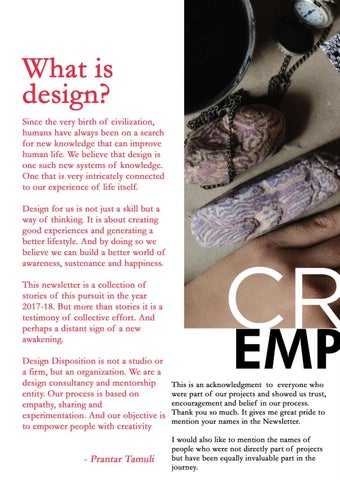 Page 6 of What is Design?