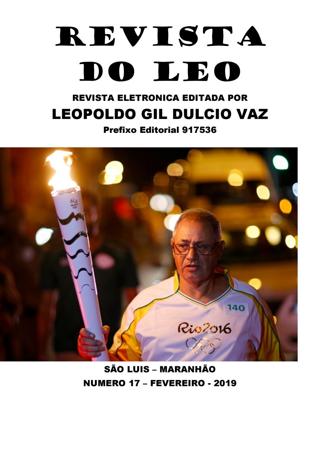 c0439cccf REVISTA DO LÉO 17 - FEVEREIRO DE 2019 by Leopoldo Gil Dulcio Vaz - issuu