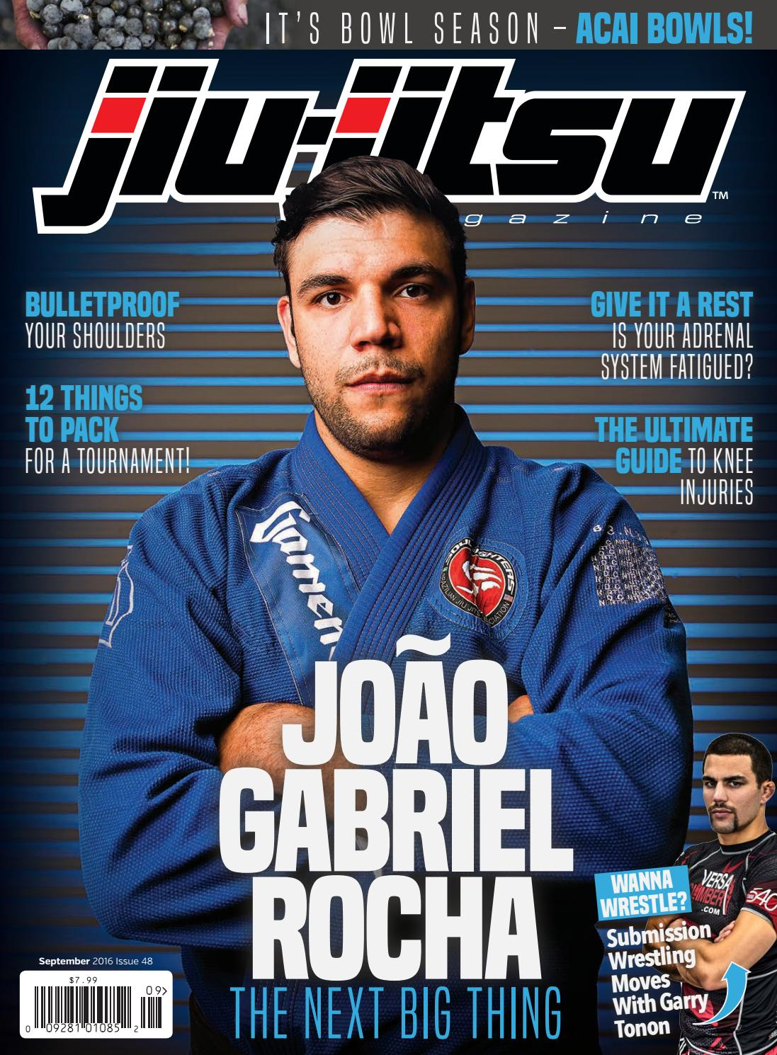 48 September 2016 by jiujitsumag  - issuu