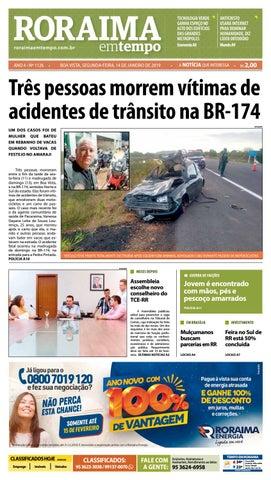 fca537261e Jornal Roraima em tempo – edição 1126 by RoraimaEmTempo - issuu