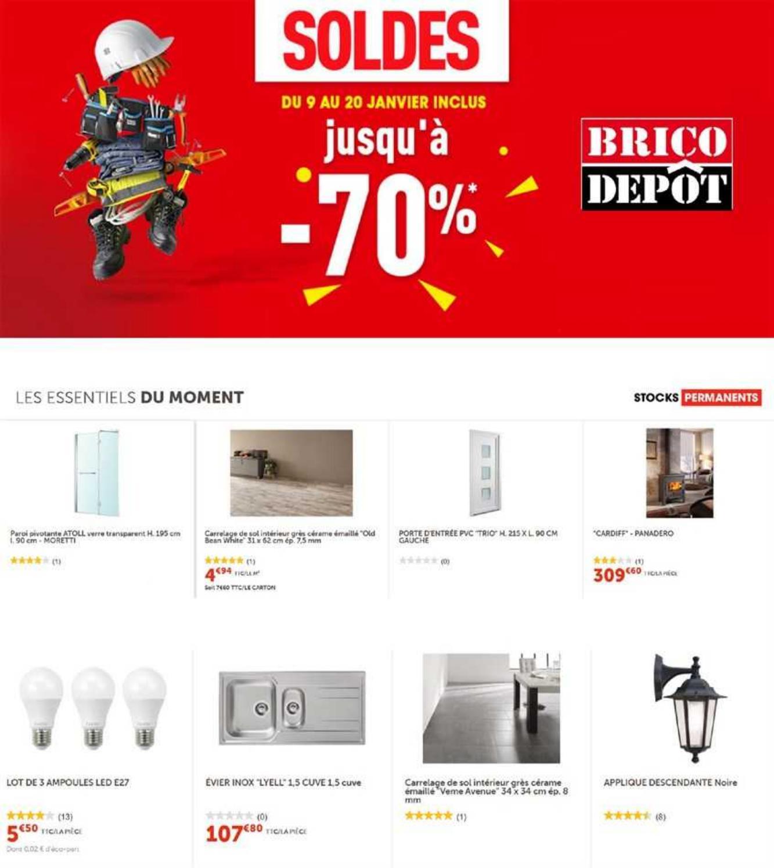 Brico Depot Soldes By Ofertas Supermercados Issuu