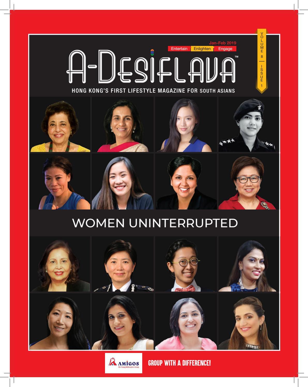 A-Desiflava Jan-Feb 2019 issue
