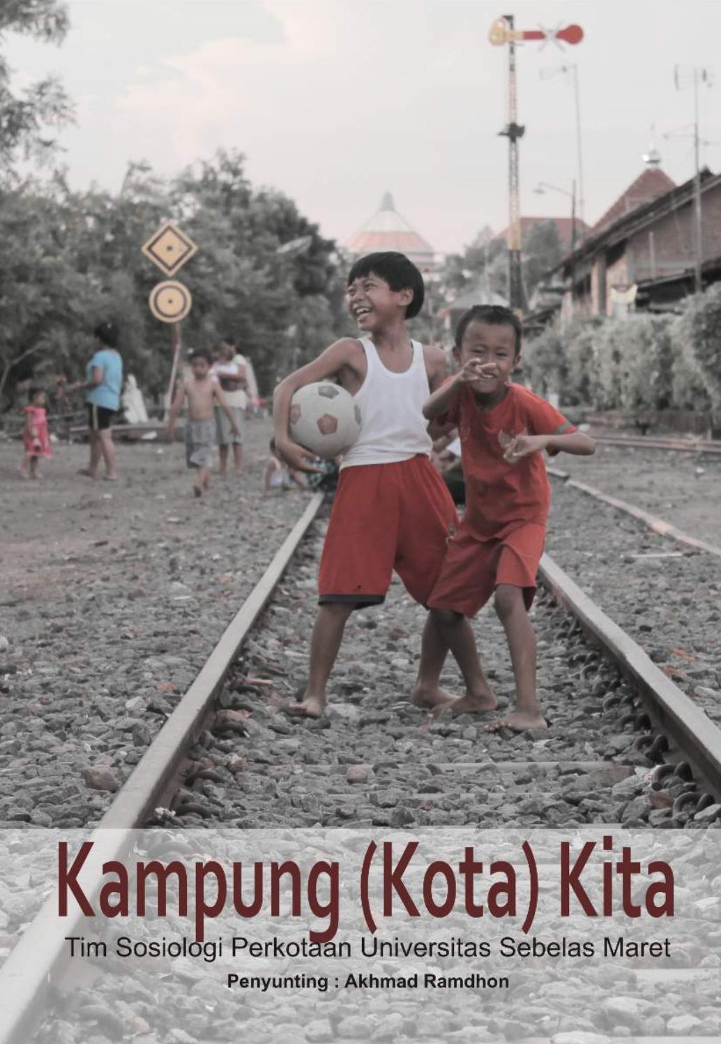 Kampung Kota Kita By Kampungnesia Issuu