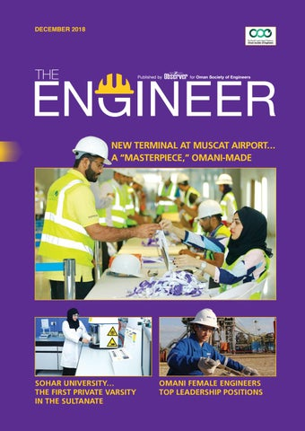 0ae54d909 Engineers 4 2018 by Oman Establishment for Press, Publishing ...