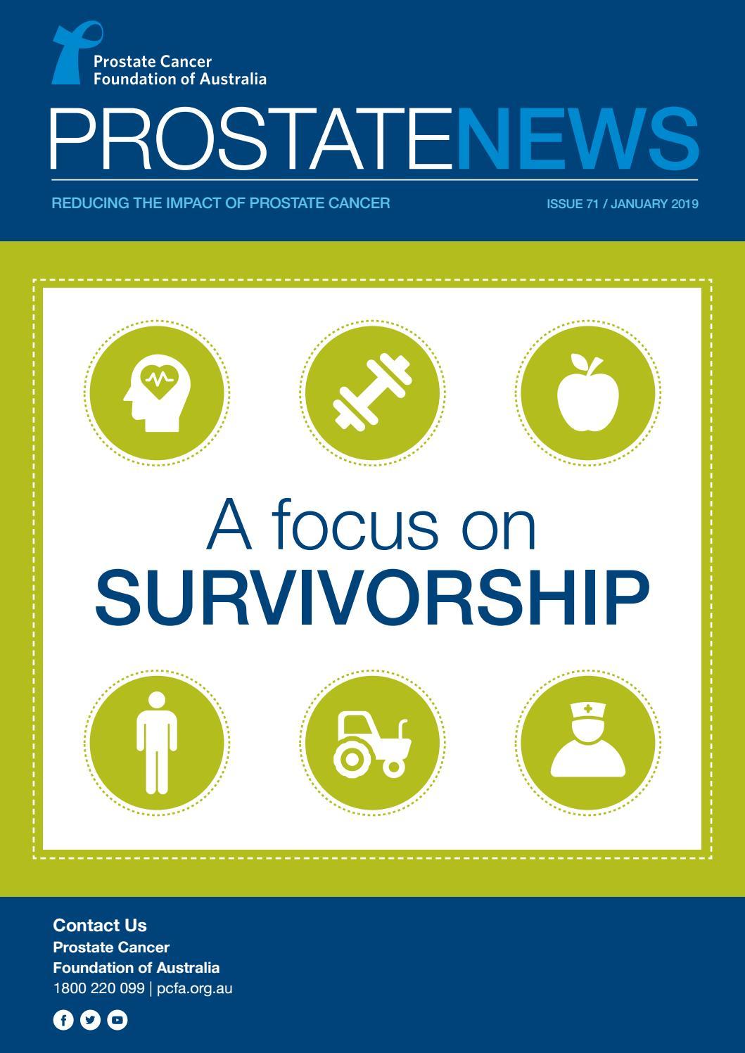 prostate cancer clinical trials australia A kezelés prosztata problémái