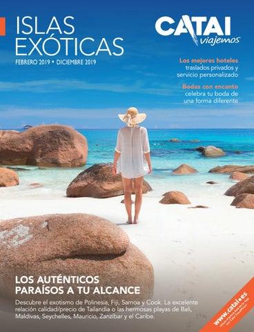 7f920b70 Islas Exóticas 2019 by Catai Tours - issuu