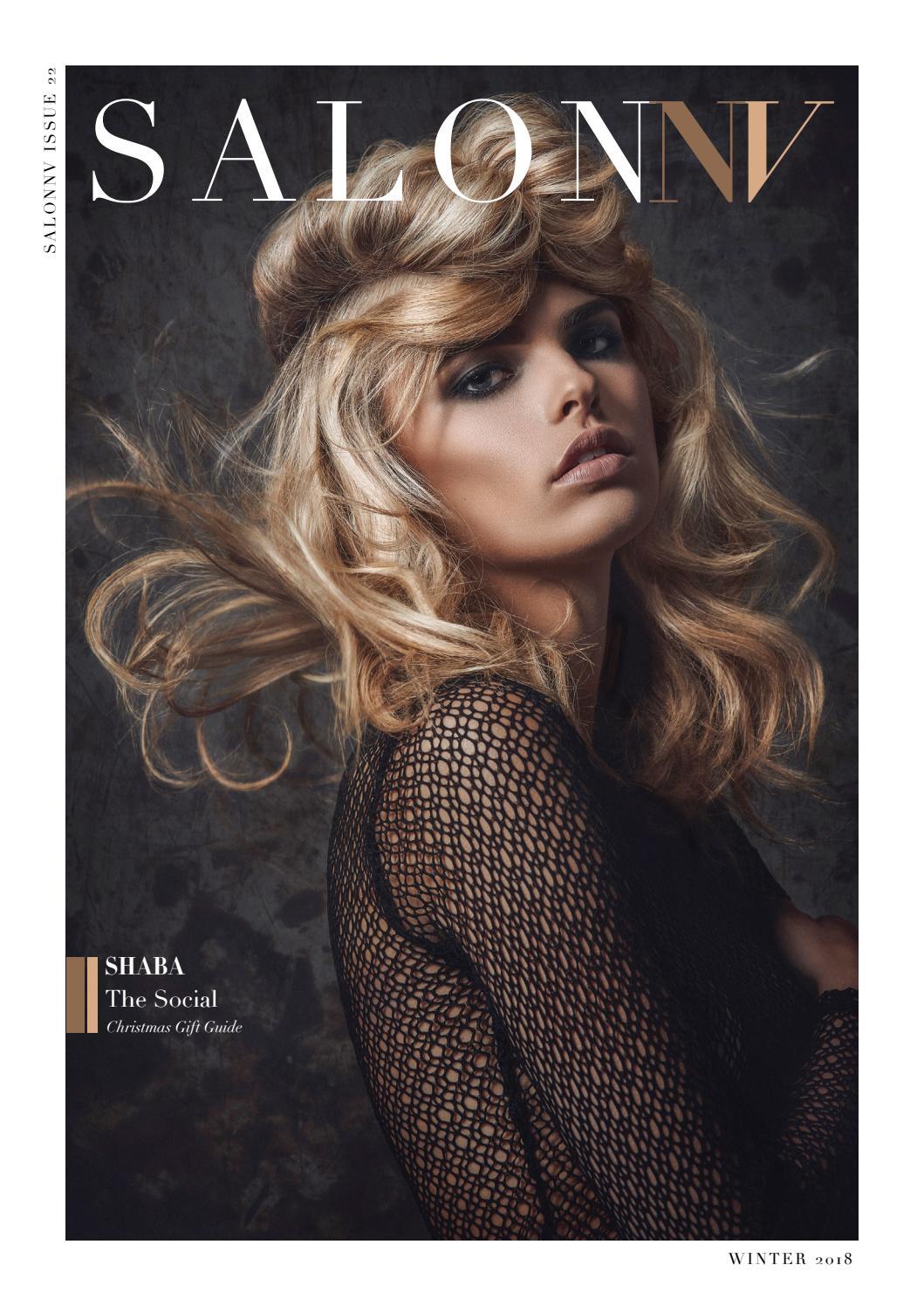 ede5e6b2835aa SalonNV Issue 22 by Gallus Media - issuu