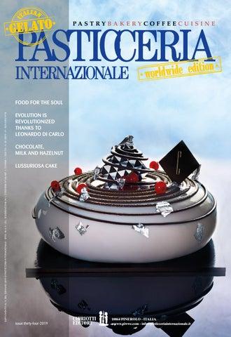 PASTICCERIA INTERNAZIONALE World Wide Edition 34-2019 by