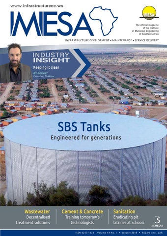 IMIESA January 2019 by 3S Media - issuu