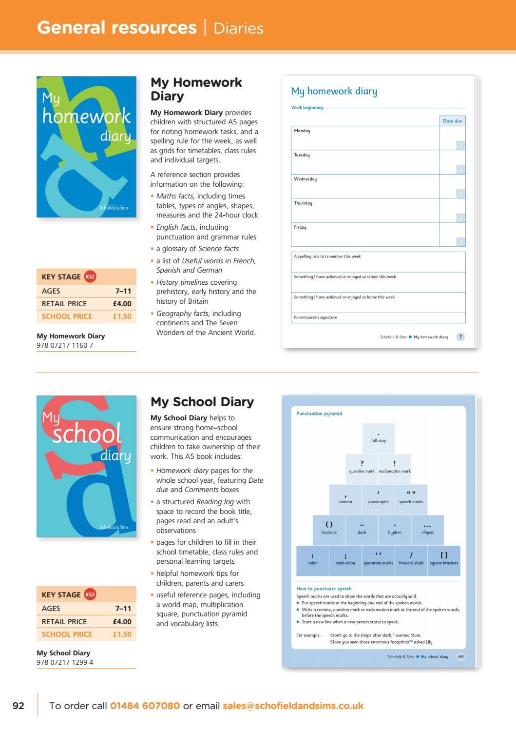 Schofield & Sims 2019 Primary Catalogue by Schofield & Sims