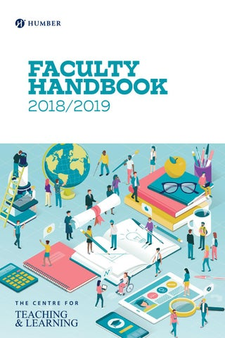 2018-2019 Humber College Faculty Handbook by CTL - issuu