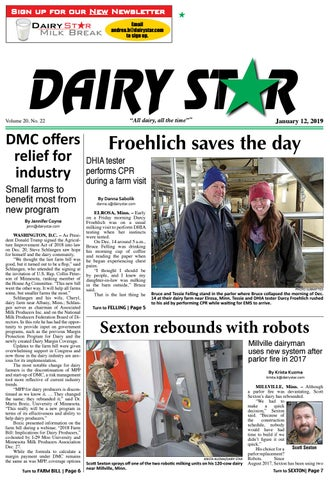 January 12 2019 Zone 1 By Dairy Star Issuu