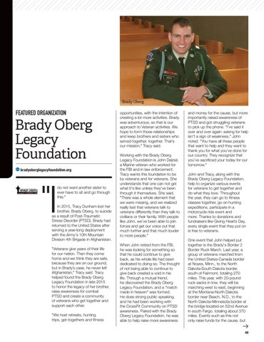 Page 51 of DMF Funds: Brady Oberg Legacy Foundation