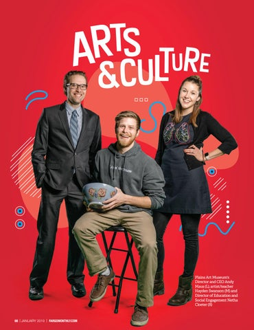 Page 70 of Arts & Culture: Plains Art Museum