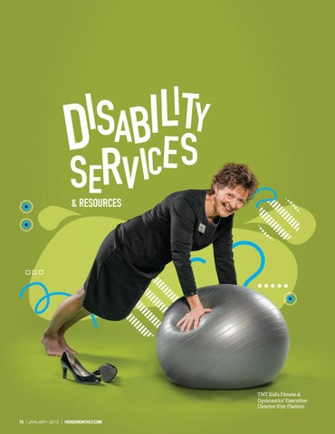 Page 74 of Disability Services: TNT Kid's Fitness and Gymnastics