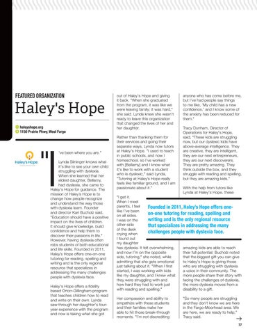 Page 79 of Education: Haley's Hope