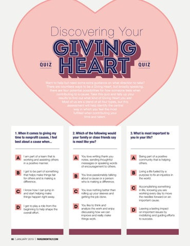 Page 88 of Discover Your Giving Heart