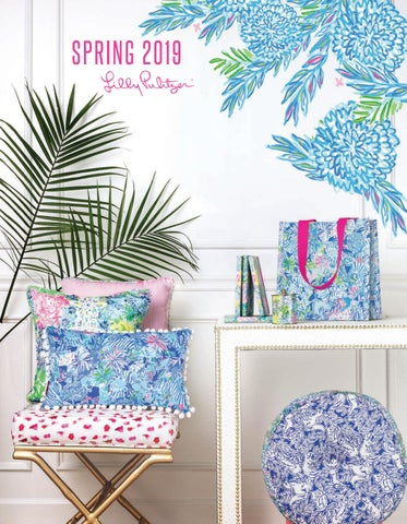 0c271080d6d6f0 Lilly Pulitzer Spring 2019 by daniel*richards - issuu