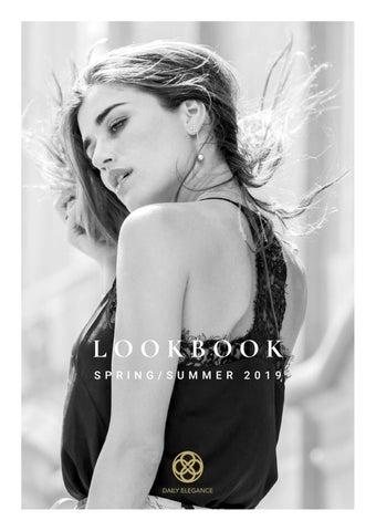 fa67707e0b973d Daily Elegance Lookbook SS19