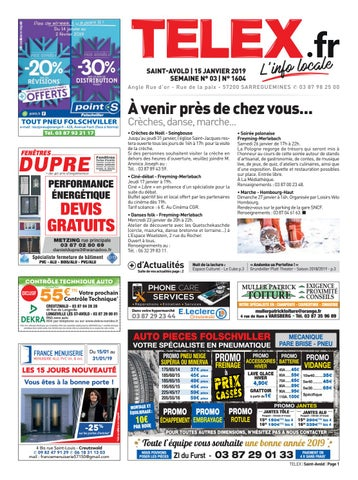 0319 SAINT AVOLD by Claude Vervin - issuu 070a5ffe9d9