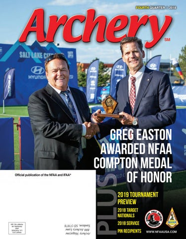 2e5272eb34371e 2018-Fourth Quarter by National Field Archery Association - issuu