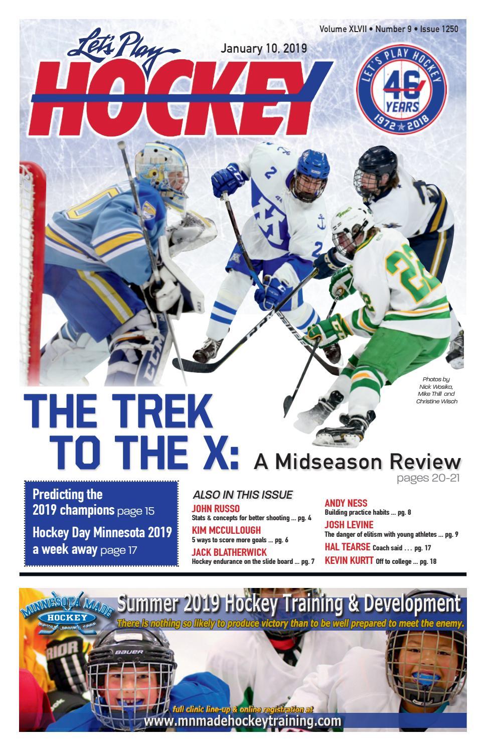 The Trek to the X  A midseason review - Jan. 10 24910abcf9b55
