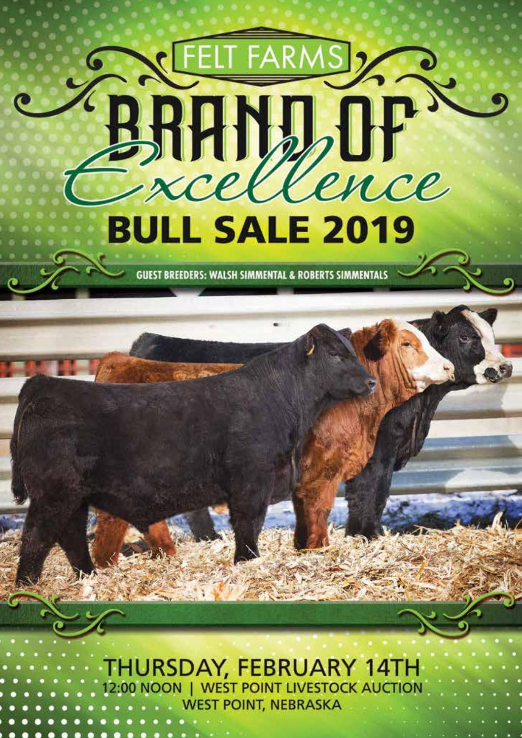 5252ff5b97188 Felt Farms Sale Catalog 2019 by Eberspacher Enterprises - issuu