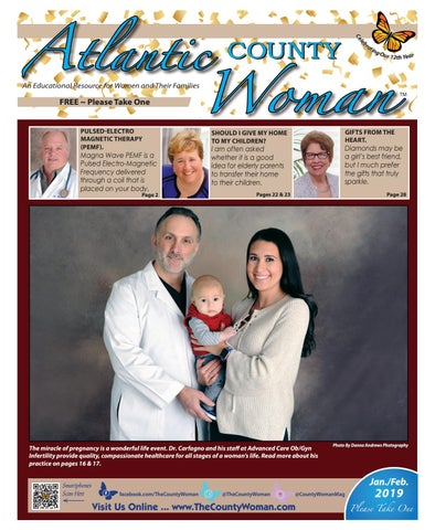 Atlantic County Woman - January/February 2019 by The County Woman