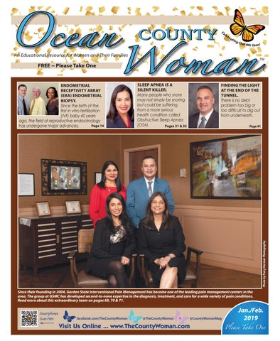 Ocean County Woman Januaryfebruary 2018 By The County Woman Issuu