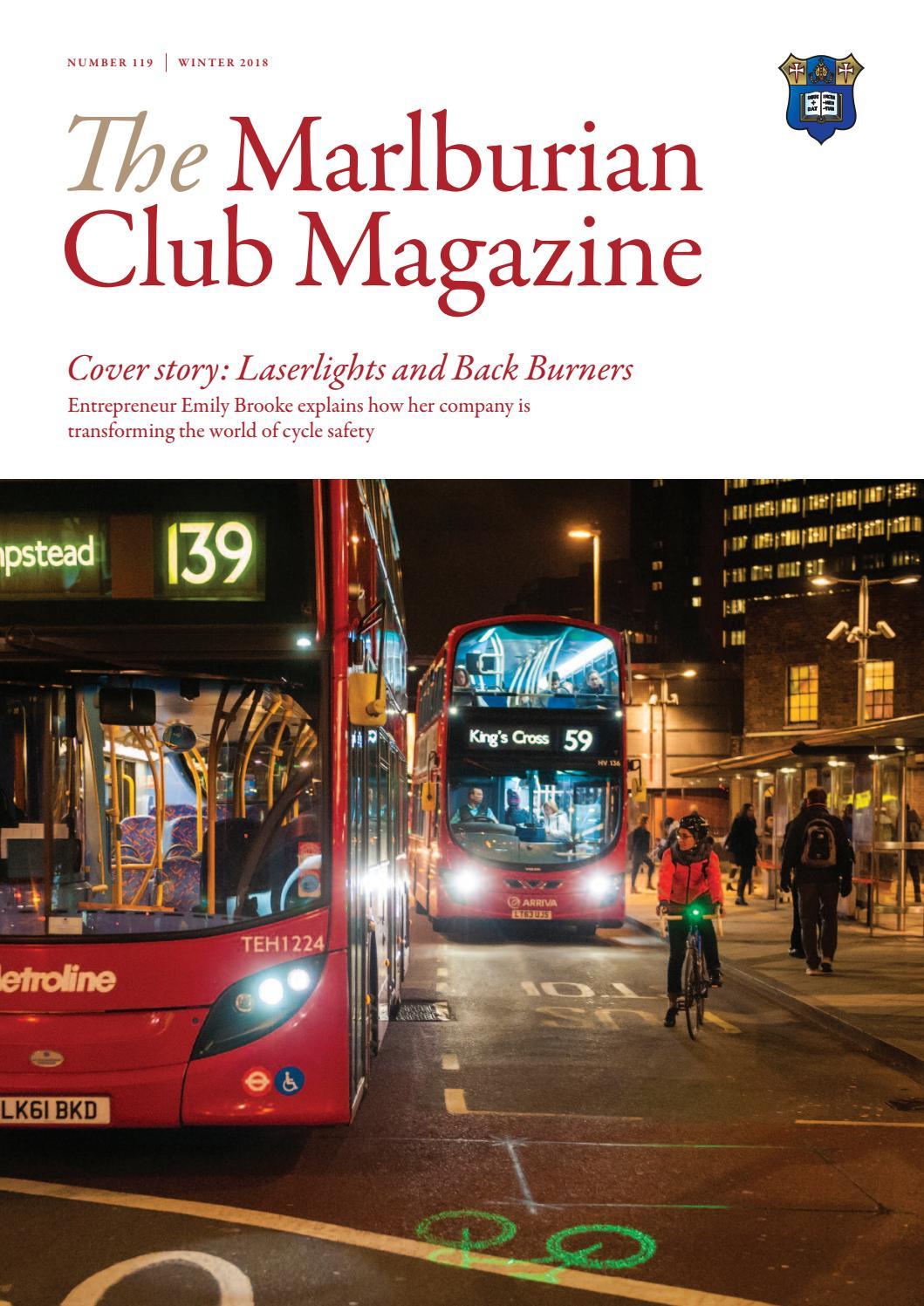 Marlburian Club Magazine 2018 by rawdesign - issuu