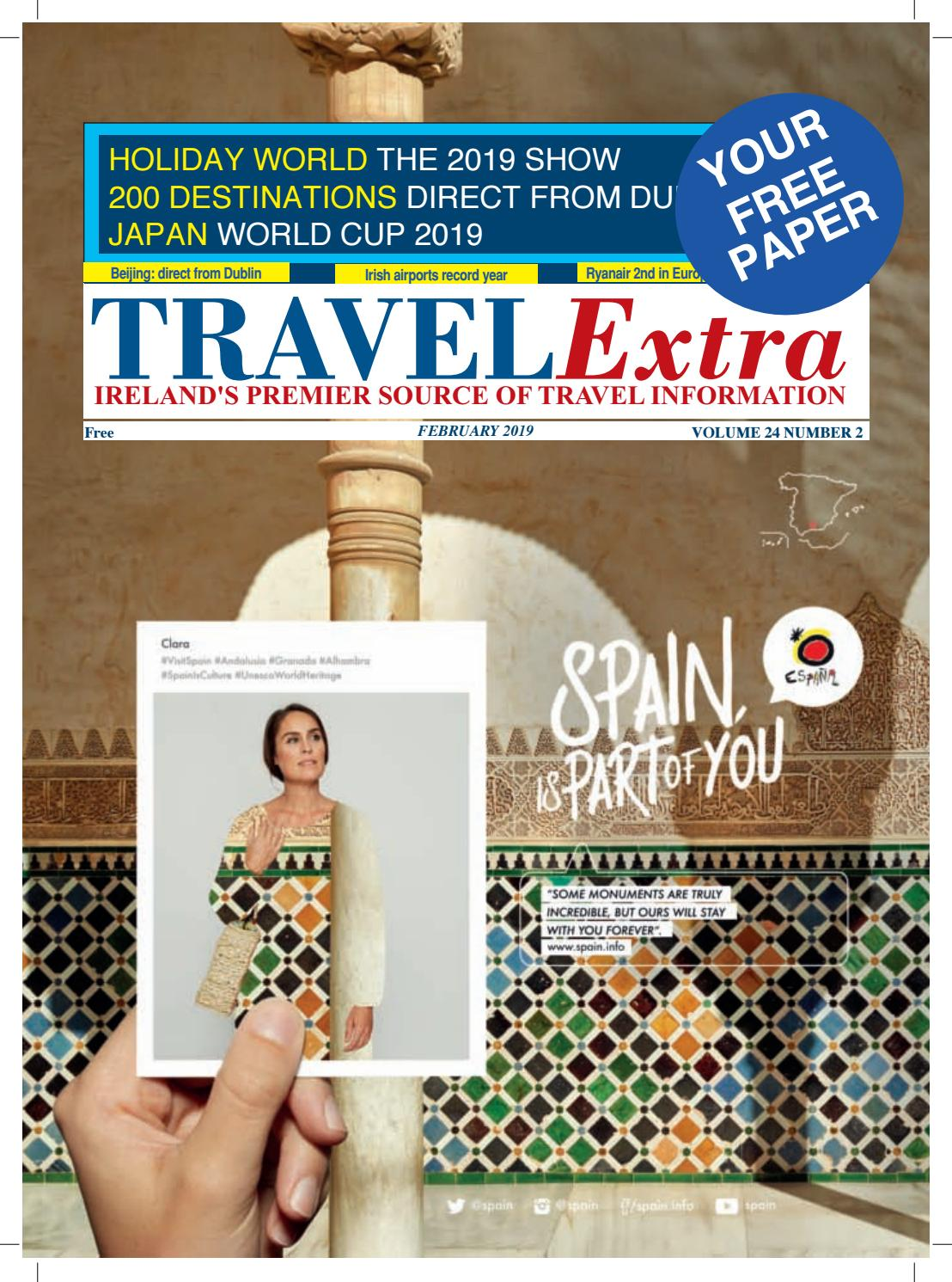 Travel Extra February 2019 by Travel Extra - issuu