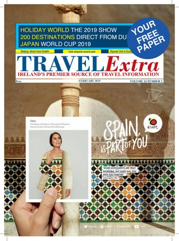 populaire winkels geholpen nieuwe foto's Travel Extra February 2019 by Travel Extra - issuu