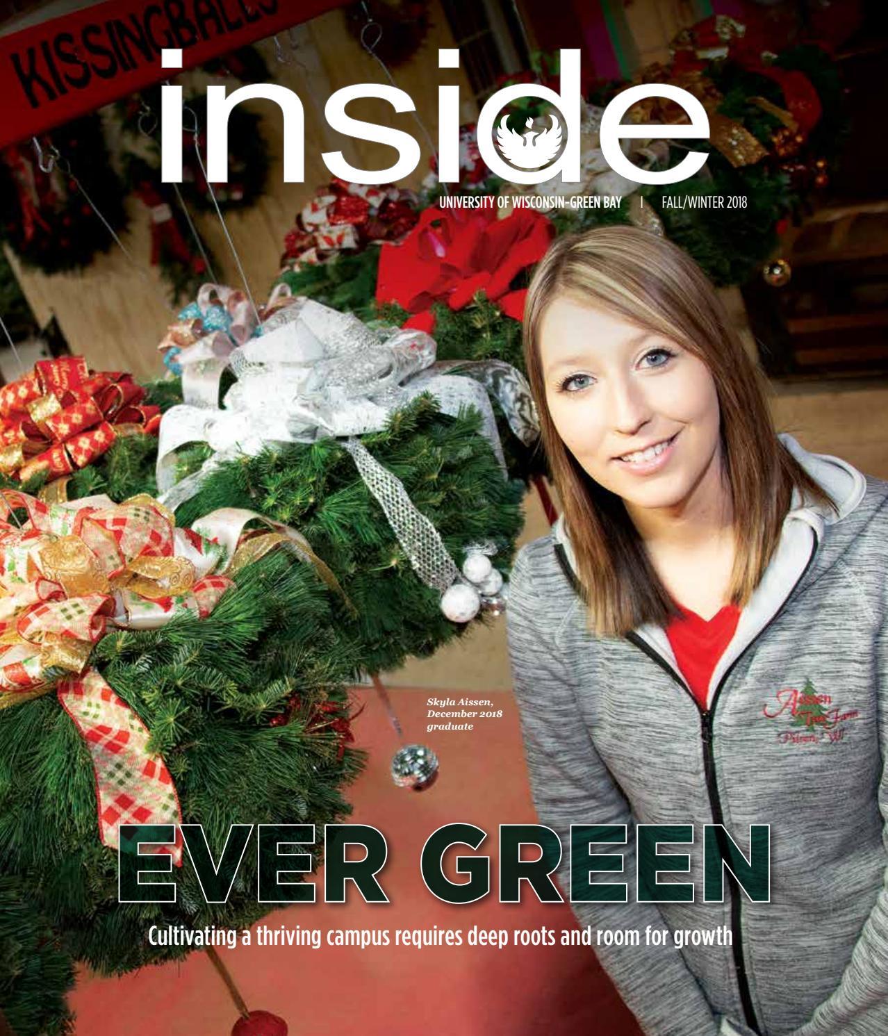 Ever Green by UW Green Bay Inside Magazine issuu