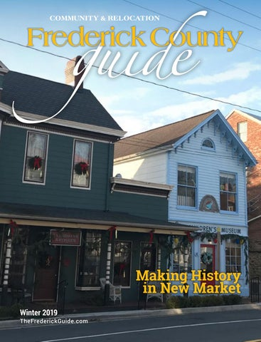 Frederick County Guide - Winter 2019 by Pulse Publishing - issuu