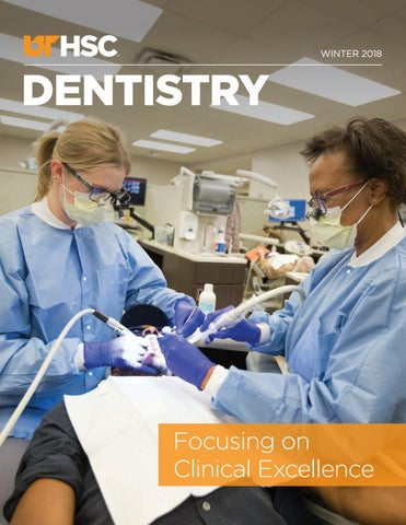 UTHSC College of Dentistry Magazine - Winter 2018 by