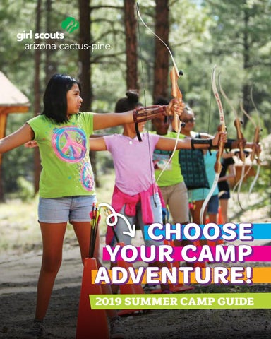 d5f1497788 2019 GSACPC Summer Camp Guide by Girl Scouts–Arizona Cactus-Pine ...
