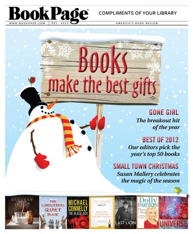 BookPage December 2012 by BookPage - issuu