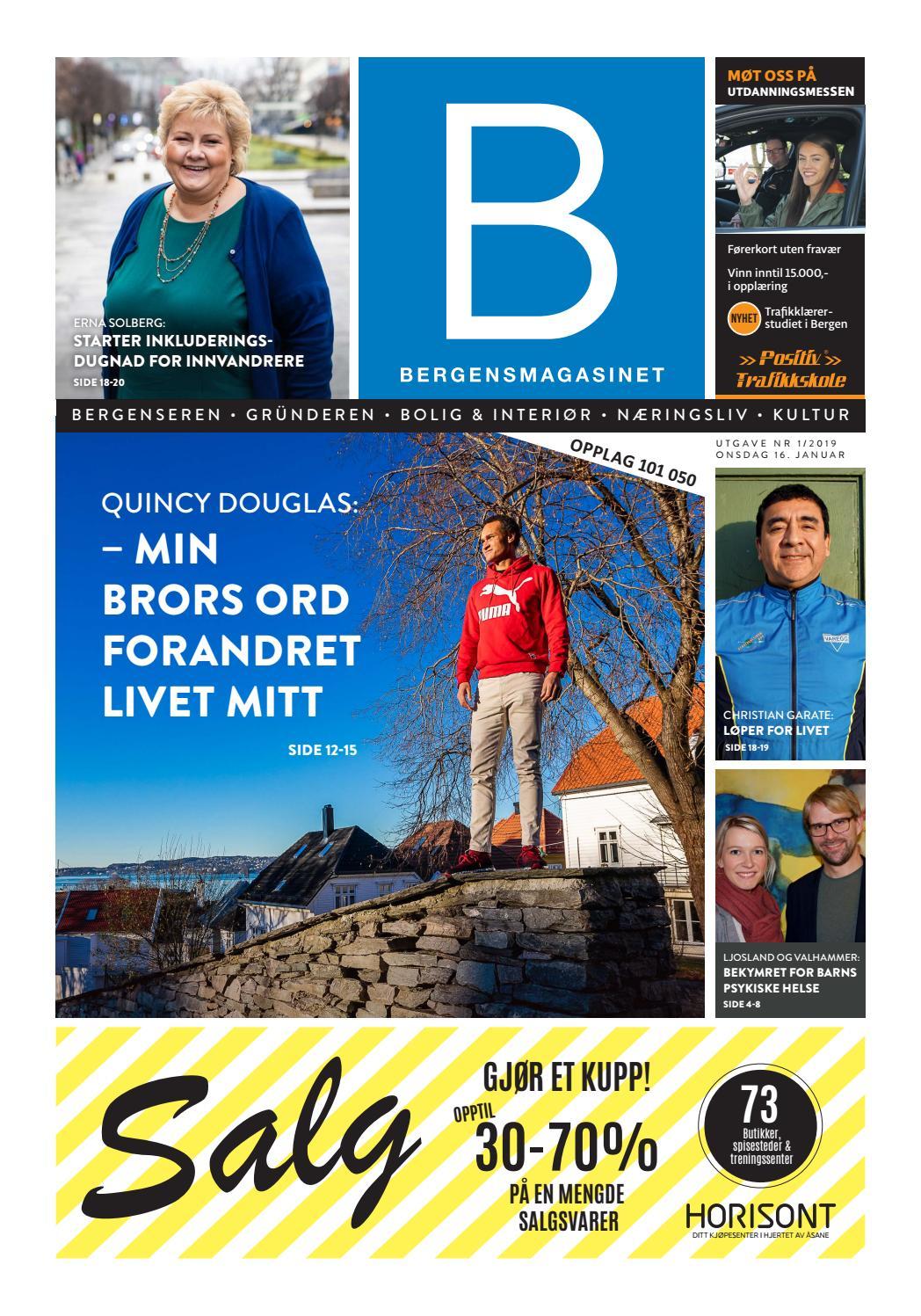 e5ab91b0 Bergensmagasinet | nr 1 | 2019 by Molvik - issuu