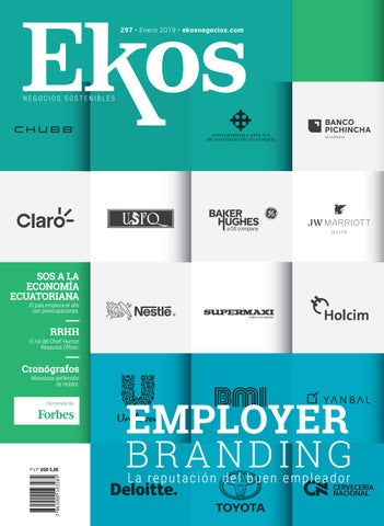 Revista Ekos – Employer Branding by Ekos - issuu 8b9ab28d10