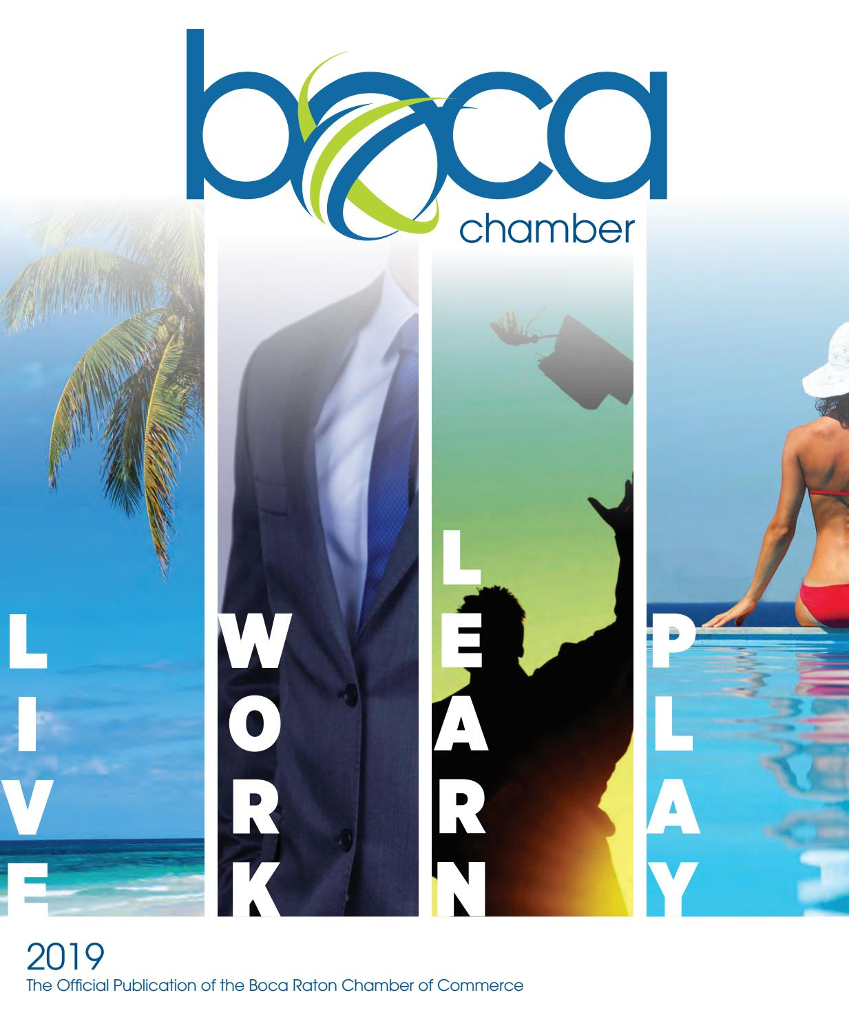 bac42bb2c6c Boca Chamber Annual 2018-2019 by JES Media - issuu