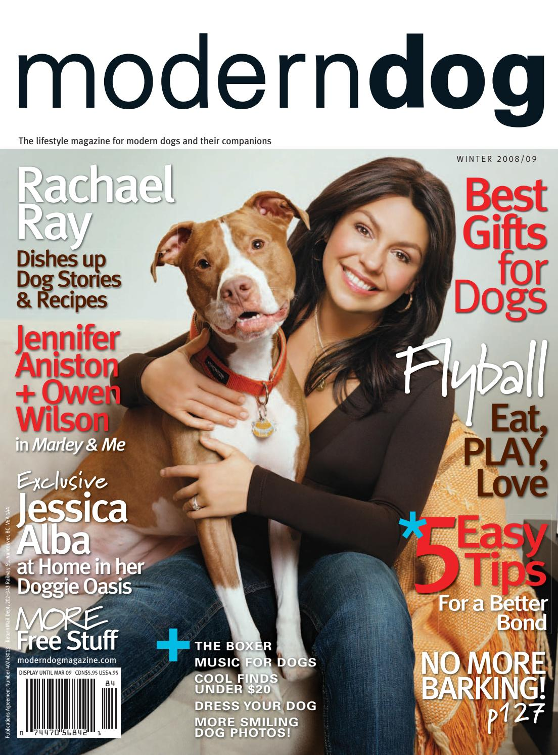 Modern Dog Winter 2008 by Modern Dog Magazine - issuu