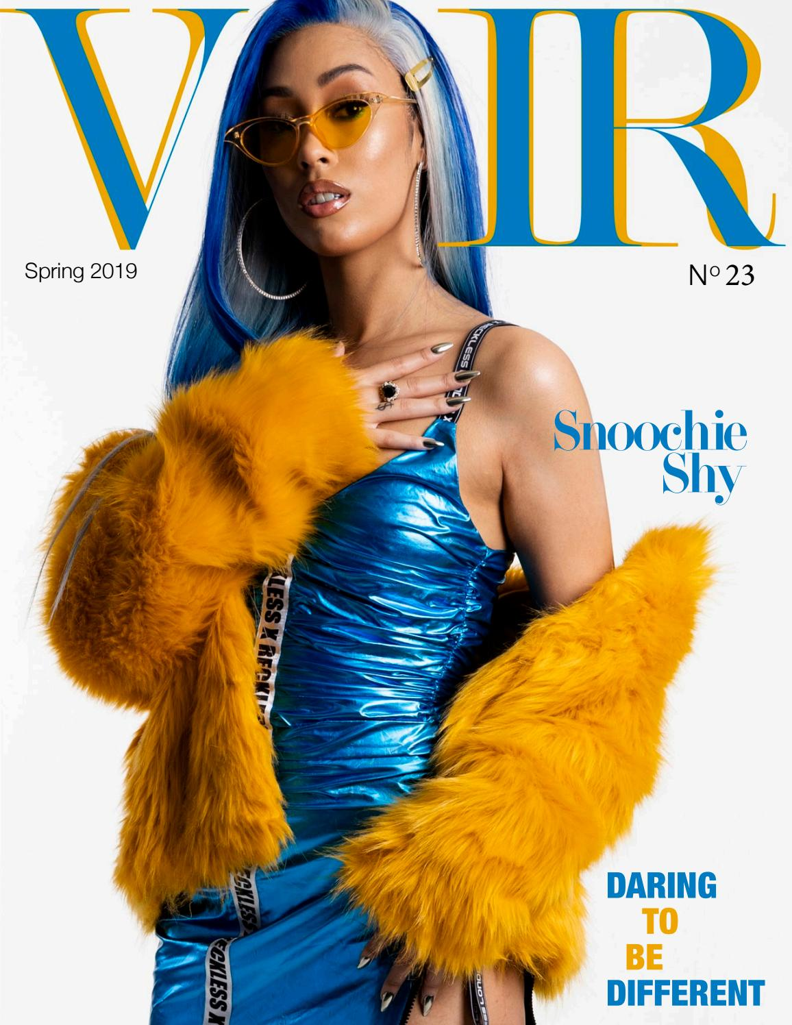 869e6e4b34 Voir Fashion Issue 23 : Daring To Be Different ft Snoochie Shy by Voir  Fashion Magazine - issuu