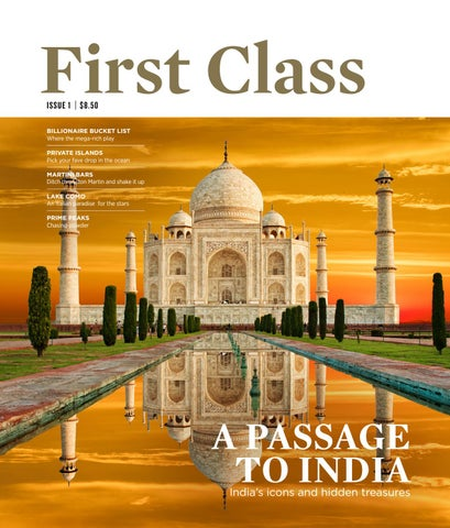 First Class Magazine Issue 1 by First Class Magazine - issuu