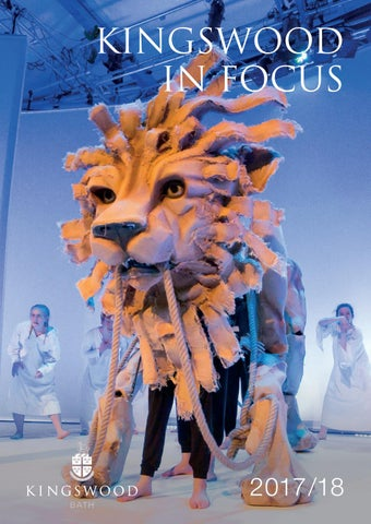 Kingswood In Focus 201718 By Kingswood School Issuu