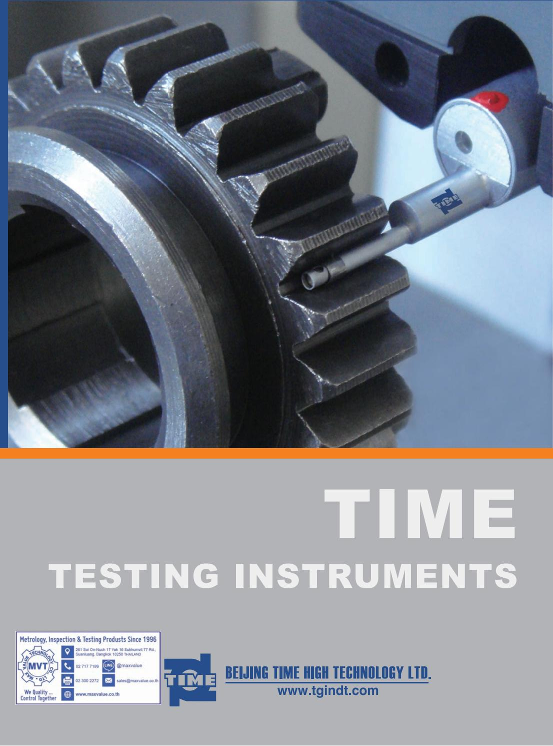 Catalogue Time Hitech by Max Value Technology - issuu