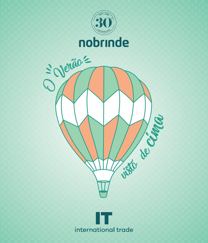 3253bd7d9 Nobrinde P V19 Brindes Promocionais IT by MBA