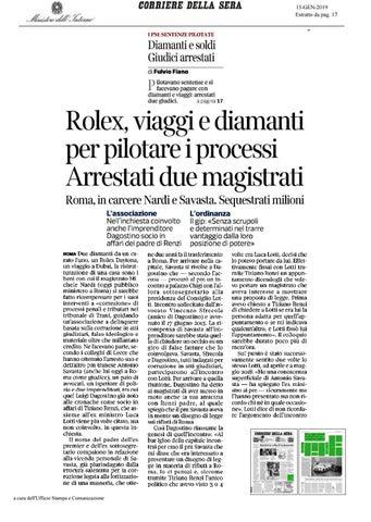 b884383209 Rassegna stampa del 15 gennaio 2019 by Marta Sina - issuu